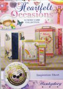 Heartfelt Occasions Luxury Card Collection By Hunkydory